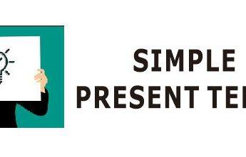 Rumus dan Contoh Kalimat Simple Present Tense
